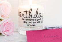 Make it Personal! / Gorgeous personalised gifts!