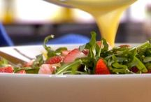 Food - Salad / by Ingrid Stevens