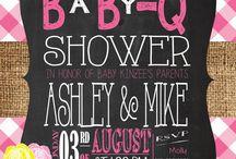 Sam's Baby Shower / by Justin-Stephanie Hairr