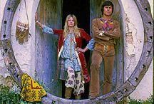 Gypsies, Hippies, beatnics and Vagabonds