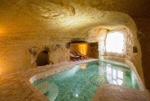 Piscine cave