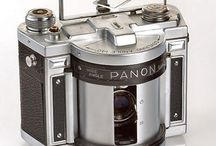 Art deco/steampunk cameras