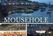Cornwall - Staycation Ideas / Idyllic staycation holidays on the English riveria ... Cornwall