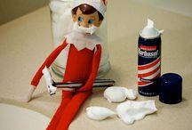elf on the shelf / by Jennifer Lind