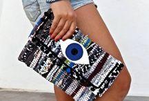 Evil eye/ Hamsa clothes