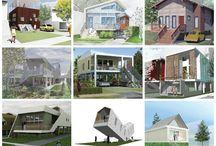 Planos gratis de casas ecológicas