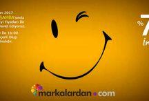 Markalardan / Markalardan.com online alışveriş sitemize ait güncel bilgiler bu alanda yayınlanmaktadır.