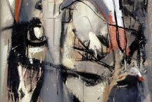 Abstract Expressionism - Artist 2