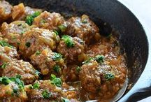 Yum : Minced Meat Dishes