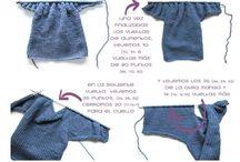 tricot veste emilie