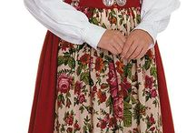 Costumes from Norway