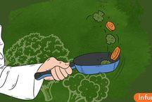 Как готовить броколли