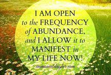 Abundance & Prosperity / by Ivy Starshine