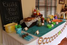 Scooby Doo Field Day Party