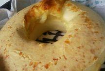 bolo pão d queijo