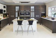 Wooden kitchens etc