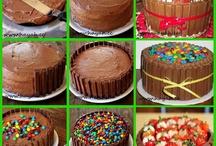 Joyeux Anniversaire avec Fingers / Gâteau
