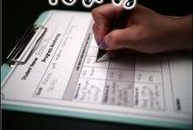 tabulky, kalendare, planovace