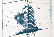 Cityscapes / Drawings and Illustrations of Cityscapes