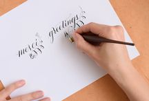 Calligraphy Videos