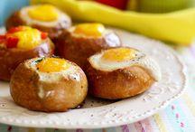 Breakfast / Morning food / by Linda Alda