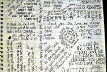 Scripture Journaling / by Angie Shepherd