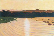Painting. Felix Valloton