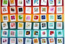 Polaroid Quilts