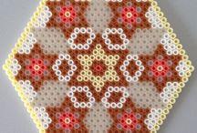 zeshoek sterrentjes