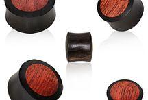Wood Plugs / Wicked Wood Plugs