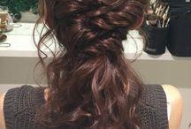 結婚式お呼ばれ髪型