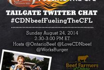 #CDNbeefFuelingTheCFL Aug 24 Games / #CDNbeefFuelingTheCFL Aug 24 Games Calgary #Stampeders vs Ottawa #RedBlacks