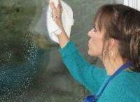 nettoyer les vitres