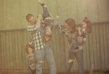 no awkward family photos here