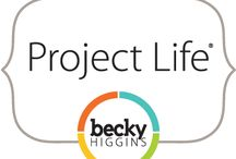 Project Life / Ideas and printables for Project Life