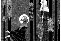 Harry Clarke Illustrations