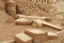 sand sculpture / by Michel Kallidies
