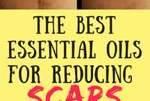 Essential oil for Scars