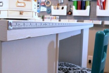 Craft Room / by Shannon Powell