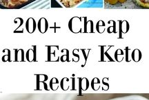 Keto cheap and easy