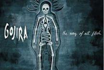 Gojira / I Gojira sono un gruppo Heavy Metal formato nel 1996 a Bayonne, Francia.