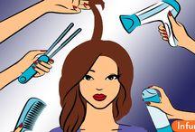 Как сделать волосы кудрявыми