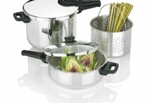 Cook and Kitchenware