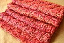 Knitting & Crochet / by Pat Bradley
