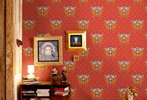 Wallpaper & wall paint inspiration