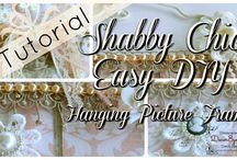 Shabby Chic Tutorials / Some Shabby Chic DIY Tutorials that I have up on my channel. Enjoy!