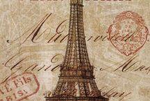 Paris - towns