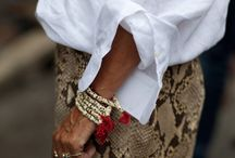 Put It Out There / Black -White -Color -Pattern -Accessorized - wear it with confidence.