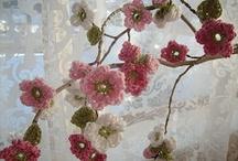 crochet - fiori / by Elena Manzoni