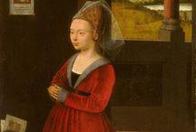suknie średniowieczna